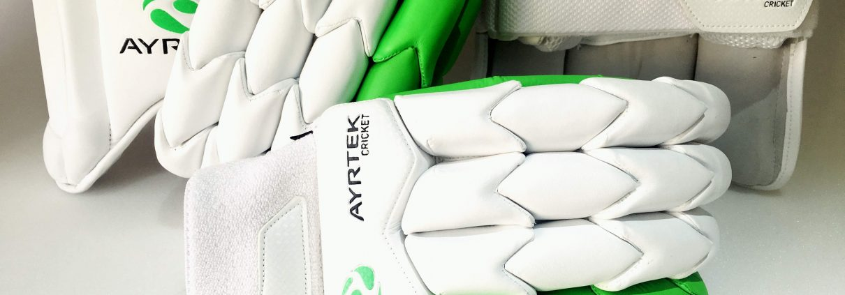 Cricket Batting Gloves by Ayrtek Cricket