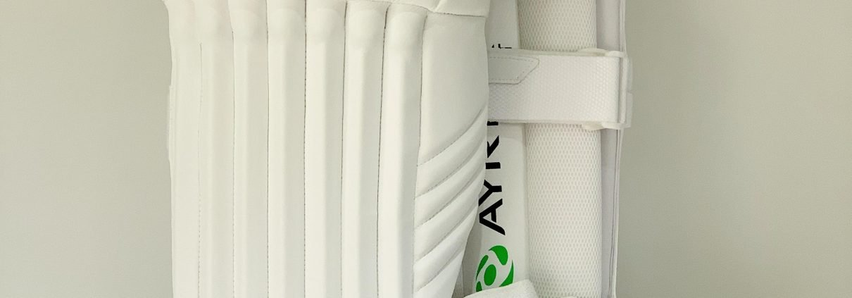 Batting Pads and Cricket Batting Gloves by Ayrtek Cricket