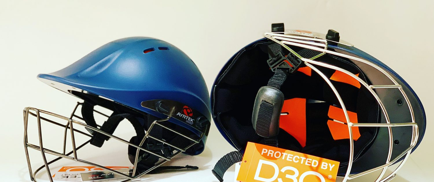 Ayrtek Cricket Helmets